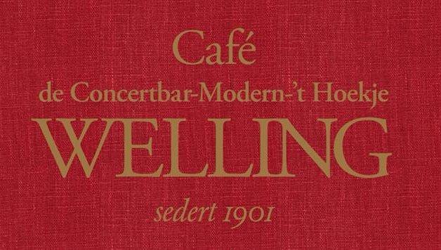 Kop welling sinds 1901 boek