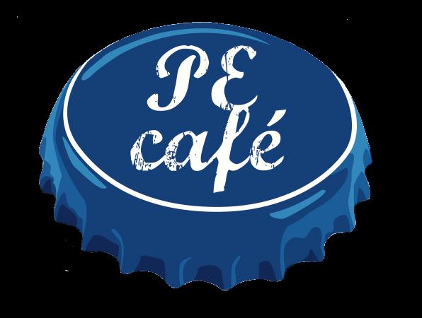 Pe cafe logo