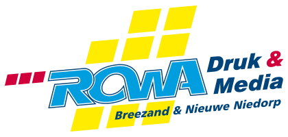 Logo rowa druk media