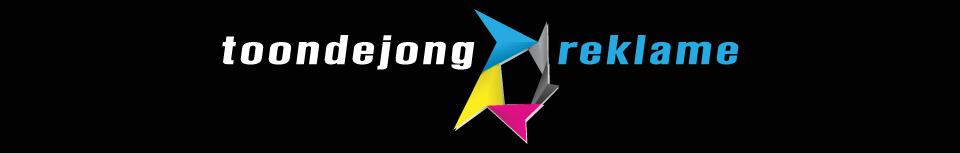 Logo toondejong reklame 960x153pix