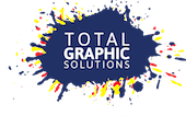Total graphic solutions logo klein