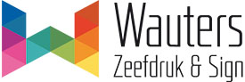 Logo wauters wit