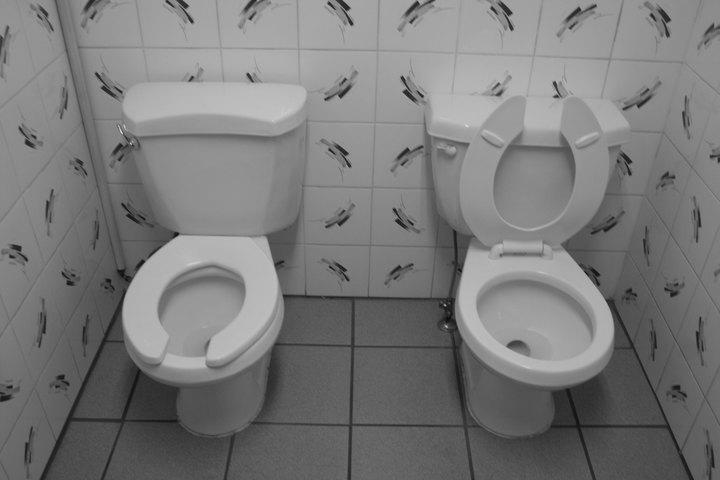 Normal toilet