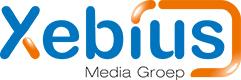 Xebius media groep logo