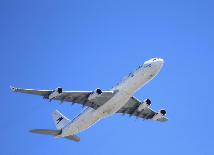 Normal vliegtuig compressor