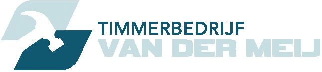 Logo timmerbedrijf van der meij donker