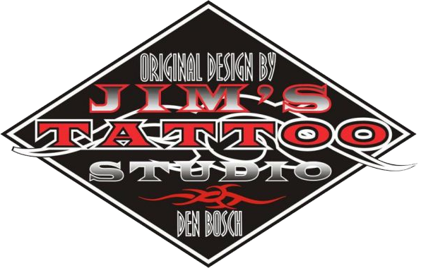 Jims tattoo studio logo 1
