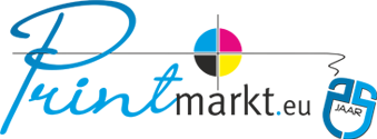 Printmarkt logo 25 jaar h125