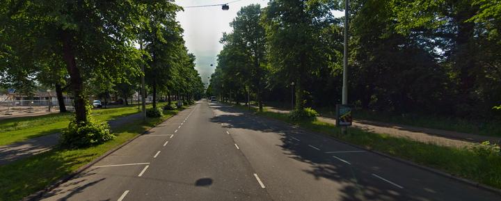 Normal amsterdam weg