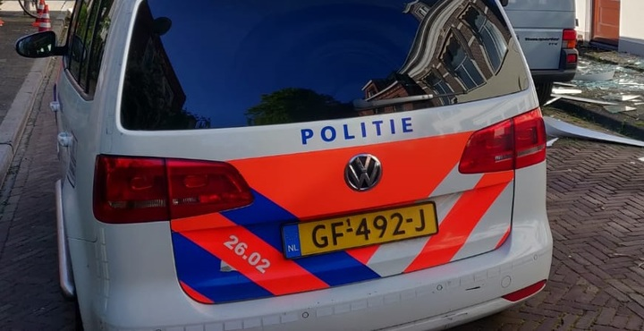 Normal politieauto123123
