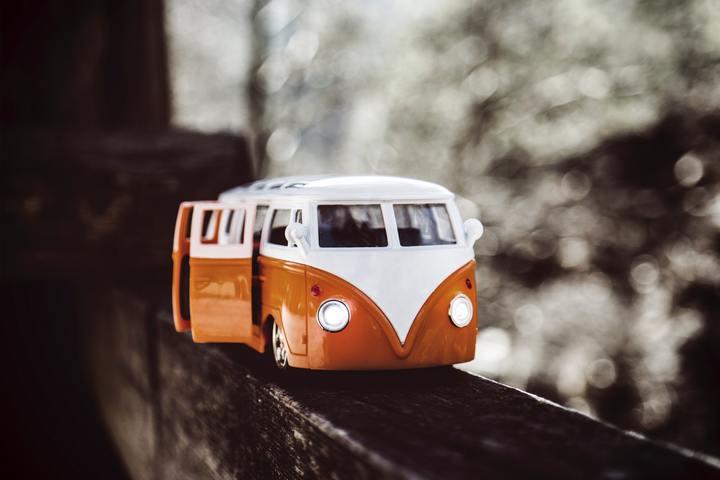Normal camper campervan car 54278