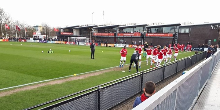Normal jong ajax   nec 6 april 2018