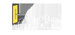 Logo van baal