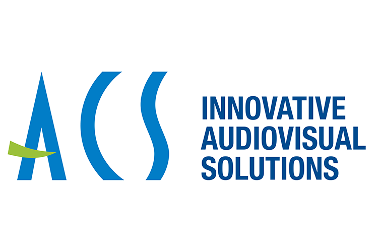 Acs audiovisual solutions logo