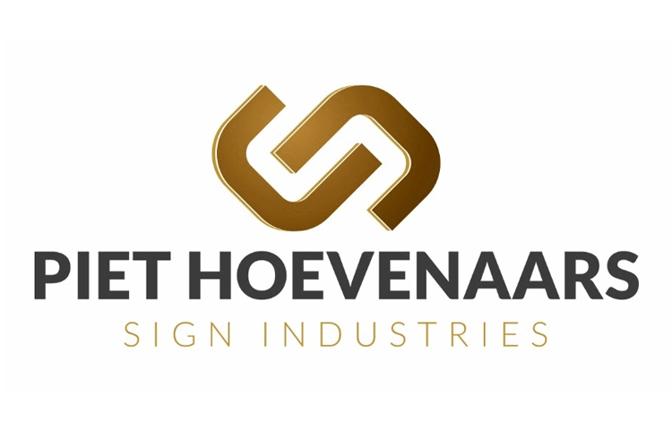 Piet hoevenaars sign industries logo