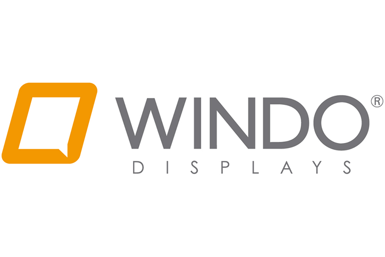 Windo displays logo