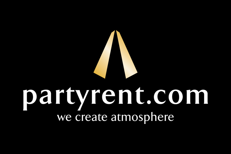 Party rent group logo