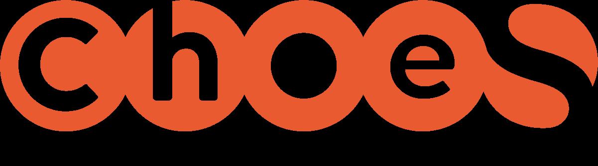 Choes logo kinderschoenen