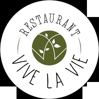 Logo restaurant vive la vie groningen 419