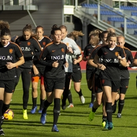 Thumbnail netherlands women s national football team training in 2018 iii