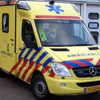 Thumbnail ambulance haaglanden unit 15 114  mercedes at delft  the netherlands pic2