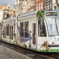 Thumbnail groene tram