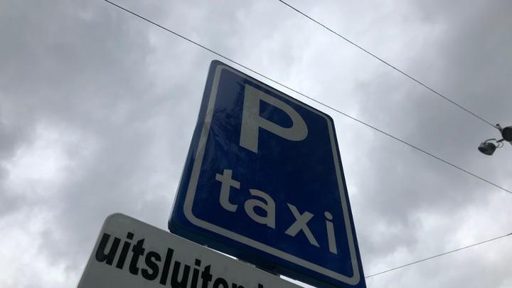 Normal bord taxi