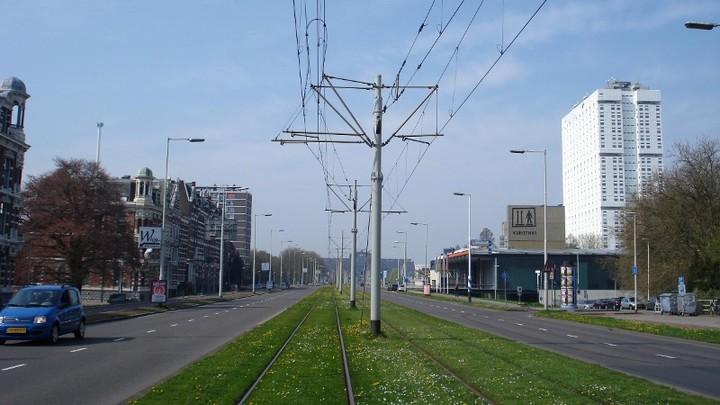 Normal rotterdam stad westzeedijk