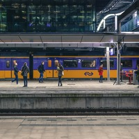 Thumbnail train station rotterdam netherlands 691471