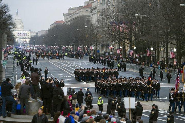 Normal parade