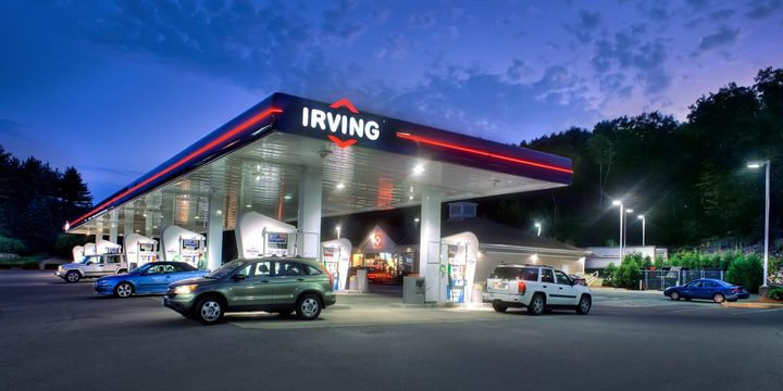 Normal irving oil