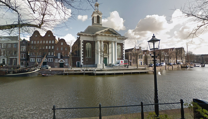 Normal kerkschiedam