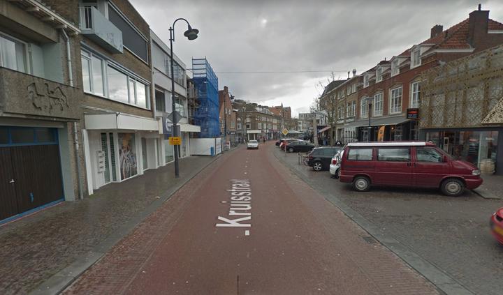 Normal kruisstraat eindhoven