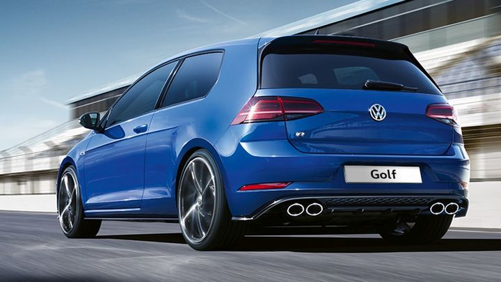 Normal vw golf