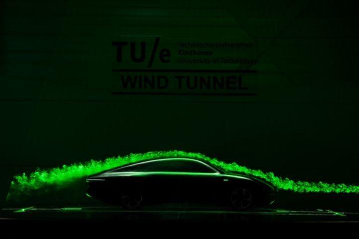 Normal lightyear one gaat record meest aerodynamische productieauto breken 2