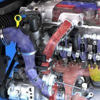 Thumbnail motor