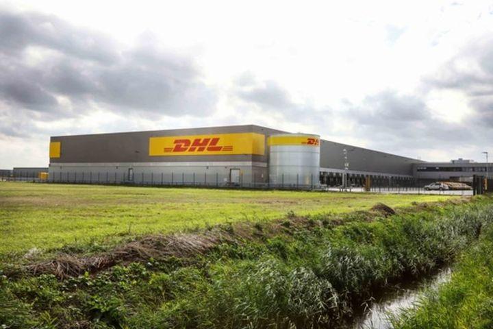 Normal dhl opent nieuw sorteercentrum in amsterdam 2
