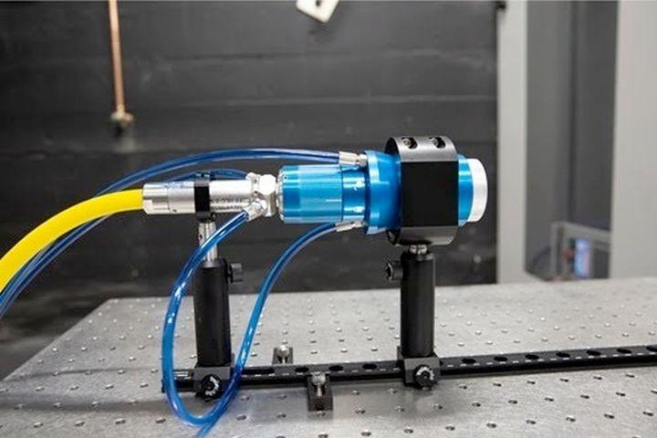 Normal nieuwe generatie lasers voor betere bescherming nederlands luchtruim