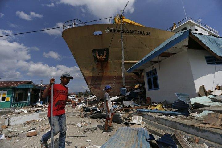 Normal tsunami 2