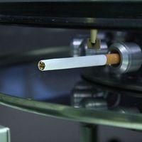 Thumbnail sigaret