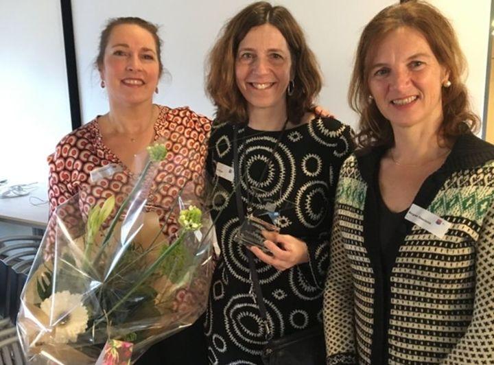 Normal yvonne burger winnaar nobco quality award 2019