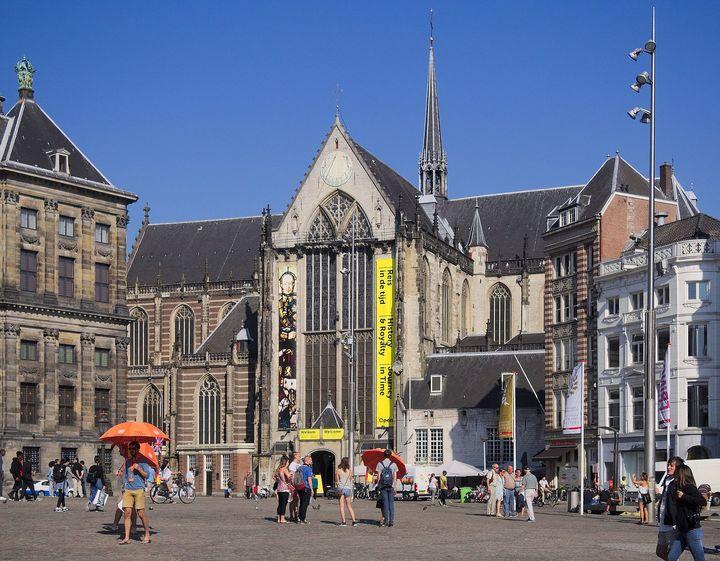 Normal amsterdam nieuwe kerk 1697