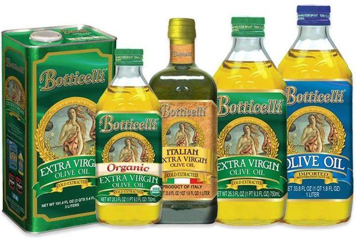 Normal olijfolie
