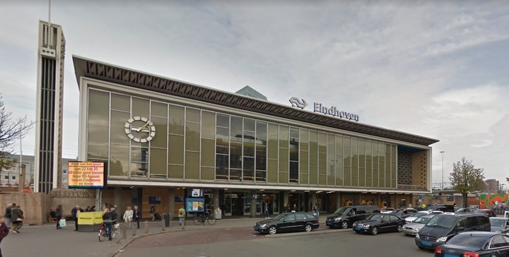 Normal station eindhoven