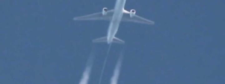 Normal vliegtuig