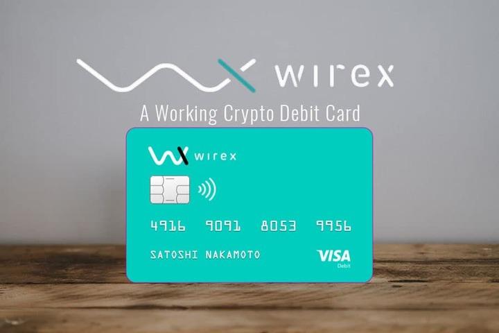 Normal crypto debit card 1