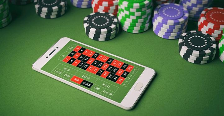 Normal online gokken