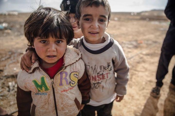 Normal stichting vluchteling start campagne voor syrische vluchtelingen