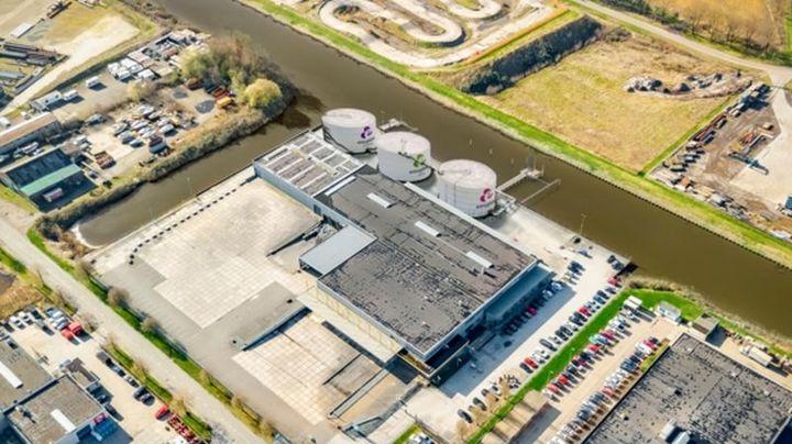 Normal edc veendam start met aanleg haven op eigen terrein