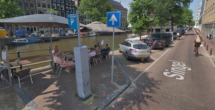 Normal singel amsterdam